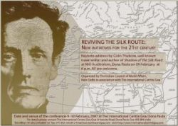 Reviving the Silk Route: New Initiatives and Engagements for the 21st Century