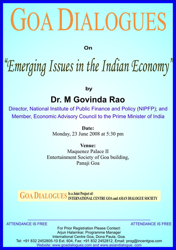emerging issues in india foreign direct Executive summary of cgfs publication 'foreign direct investment in the financial sector of emerging market economies', march 2004.