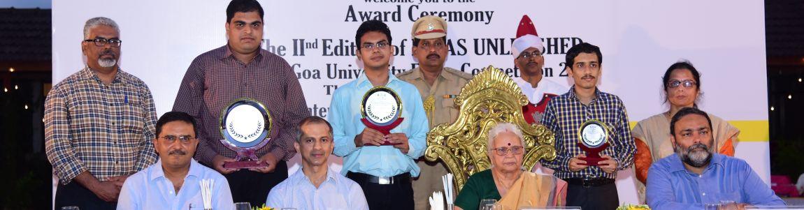 """Ideas Unleashed"" ICG-Goa University Essay Competition 2016"