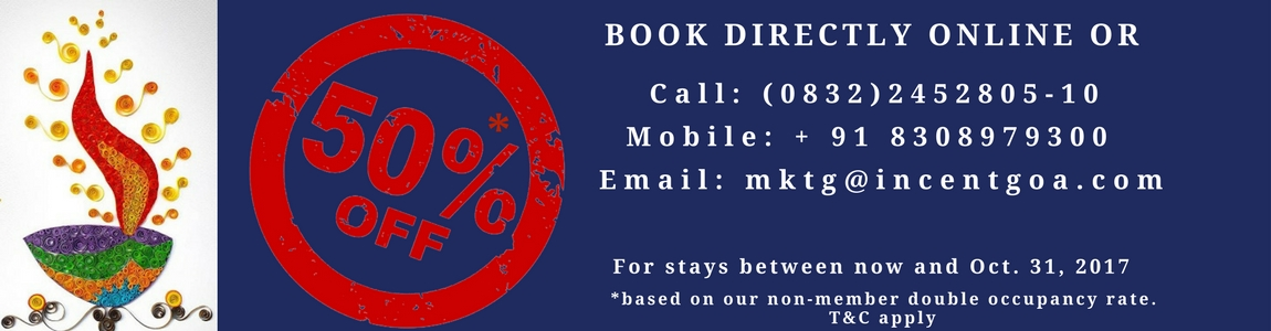 Book directly with us to get 50% off
