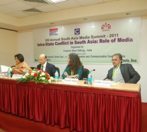 Annual South Asia Media Summit 2011