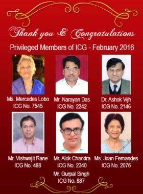 Privileged Members Jan 2016