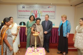 """Celebrating Women: Empowering Society"""