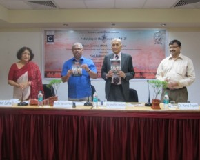 Release of the Book 'Revitalising Indian Democracy' by Major General (Retd.) Vinod Saighal