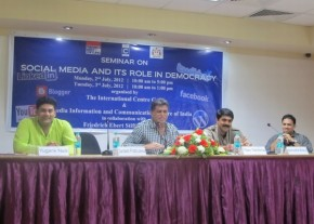 Seminar on Social Media and its Role in Democracy