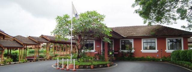 The International Centre Goa