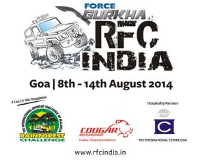 Force Gurkha RFC India