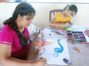 Workshop_on_Drawing_with_Oil_Pastels
