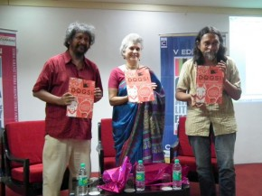 Launch of Dogs An Anthology