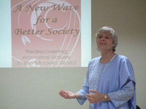 Workshop on A New Wave for a Better Society