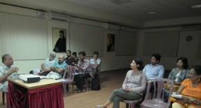 Film Appreciation Workshop