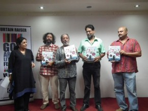 Launch of Comics in India