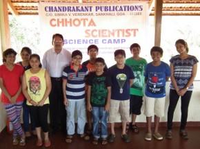 Chhota Scientist Camp