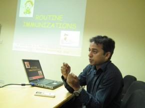Health Talk on Pediatric Health Care