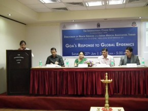 Seminar on Goa's Reponse to Global Epidemics