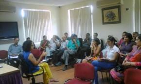 Health Talk on Power of Visualisations
