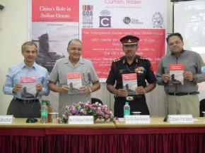 Book Release of China's Role in Indian Ocean