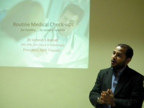 Health Talk on Medical Check Ups