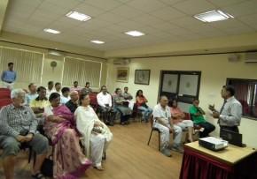 Health Talk cum Workshop on Obesity