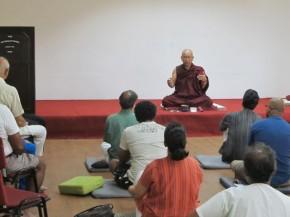 Clear Sky Meditation Retreat