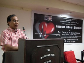 Health Talk on Nuances in Heart Diseases