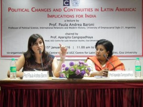 Lecture on Latin America