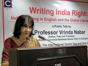 Public Talk on Writing India Right