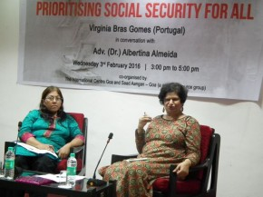 Prioritising Social Security