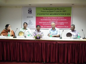 Seminar on Senior Citizens