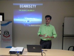 Health Talk on Diabesity