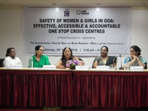 Panel Discussion on Women Safety