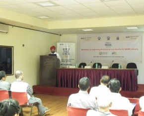 Workshop on MSME
