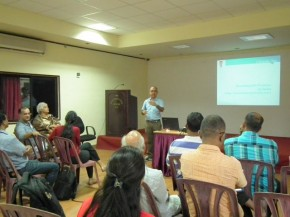 Entrepreneuship Talk by Manish Gosalia