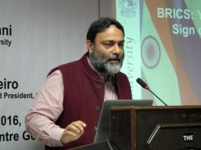 Lecture on BRICS