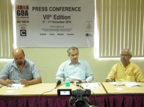 Press Conference of GALF 2016